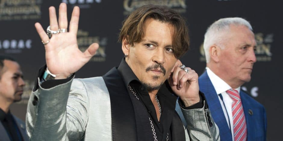 Johnny Depp accusé d'agression, son nouveau film reporté en catastrophe