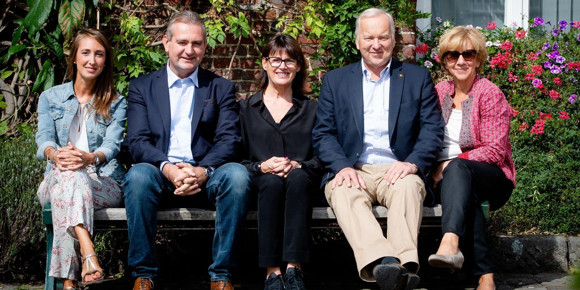 Linkebeek: portrait des élus des communes à facilités - Valérie Geeurickx (Linkebeek) - Alexis Calmeyn (Drogenbos )- Véronique Caprasse (Crainhem)