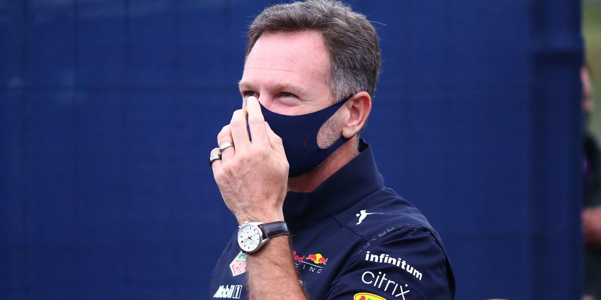 """Horner : """"Mercedes a anéanti la Formule 1"""""""