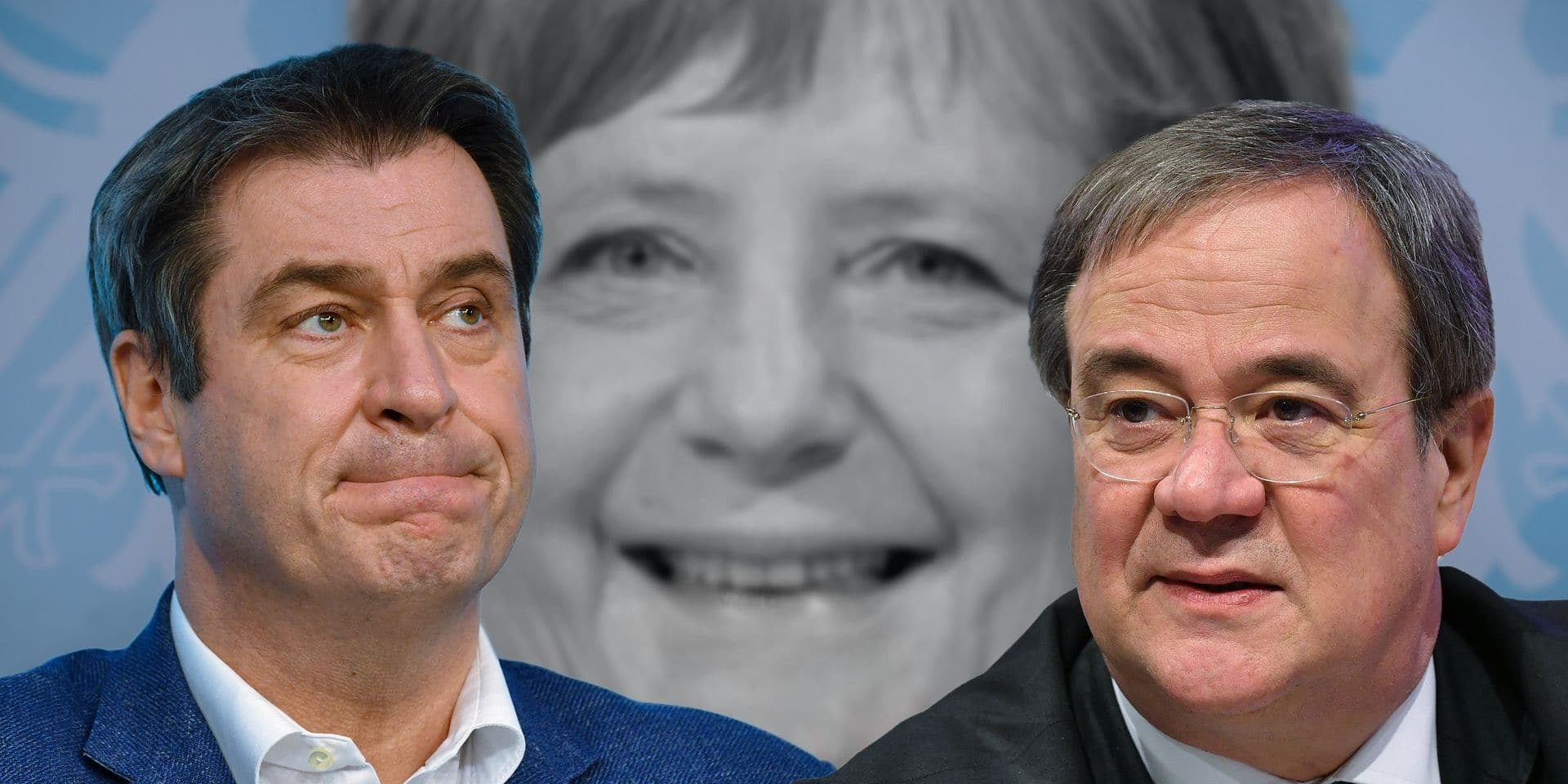 Qui succèdera à Angela Merkel à la tête des conservateurs ? Le duel est déclaré