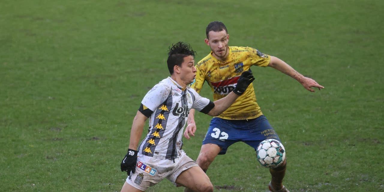 """Cristian Benavente de retour à Charleroi : """"Vercauteren m'a dit qu'il n'avait pas de feeling... - dh.be"""