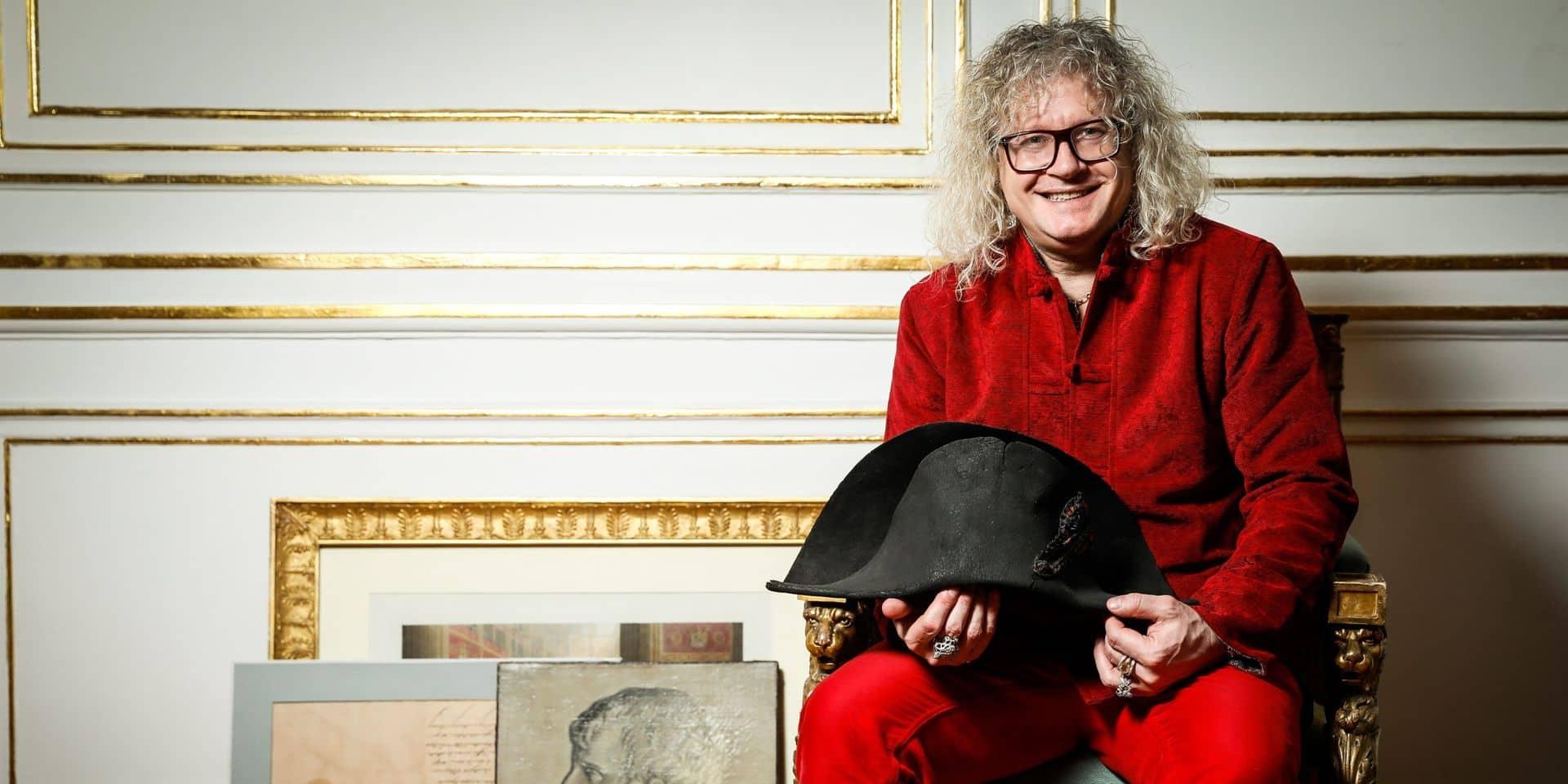 """""""J'en avais marre de faire le perroquet"""": Pierre-Jean Chalençon révèle les vraies raisons de son départ d'Affaire conclue"""