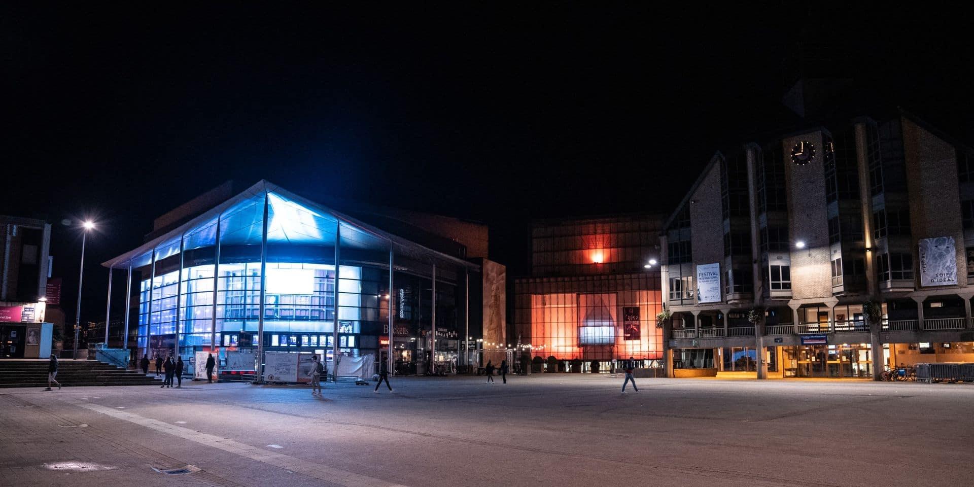 En une nuit, la police a dressé 35 PV à des étudiants rassemblés dans des kots à Louvain-la-Neuve