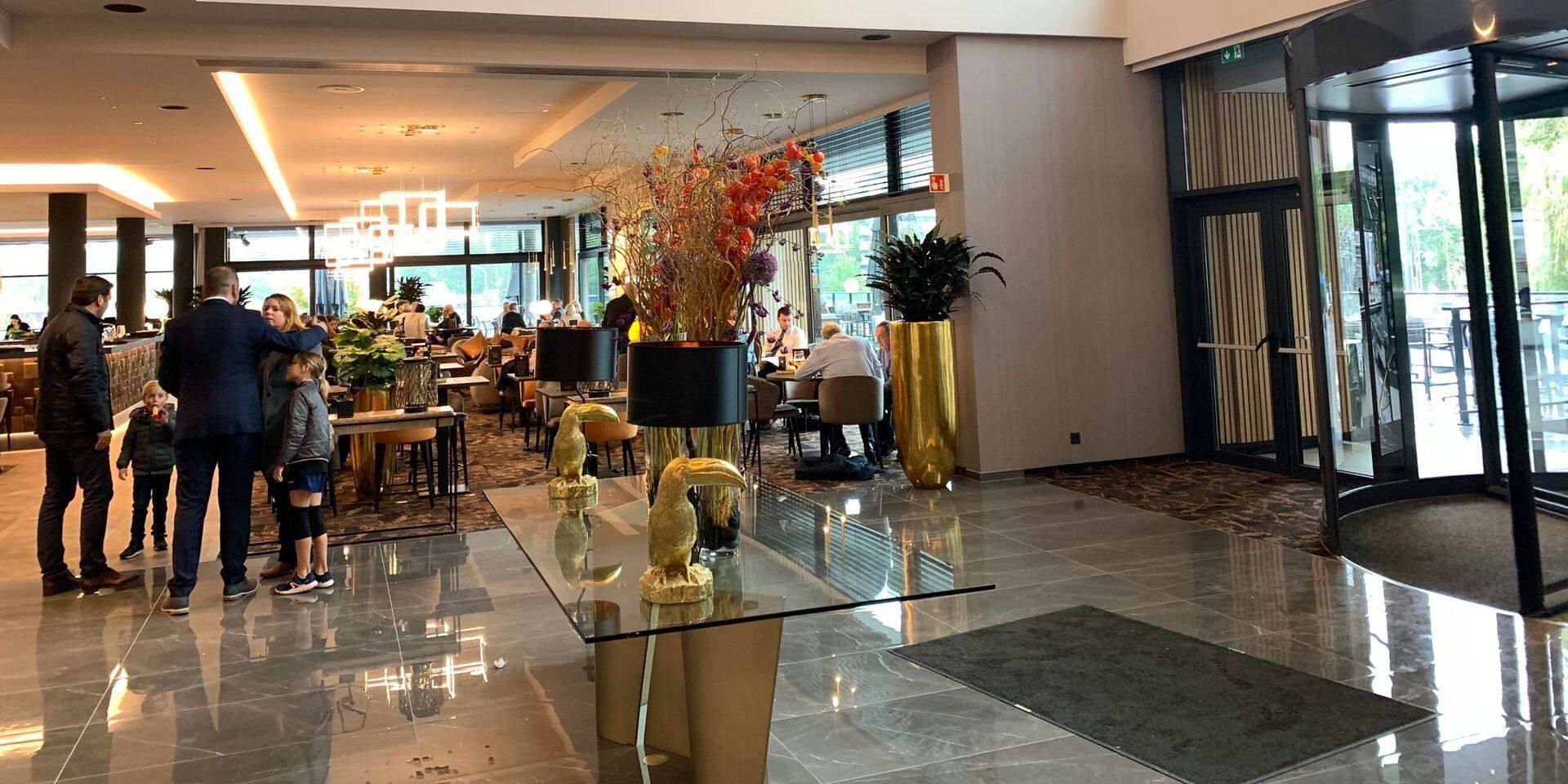 Le nombre de nuitées dans les hôtels du Brabant wallon a chuté de 60% en 2020