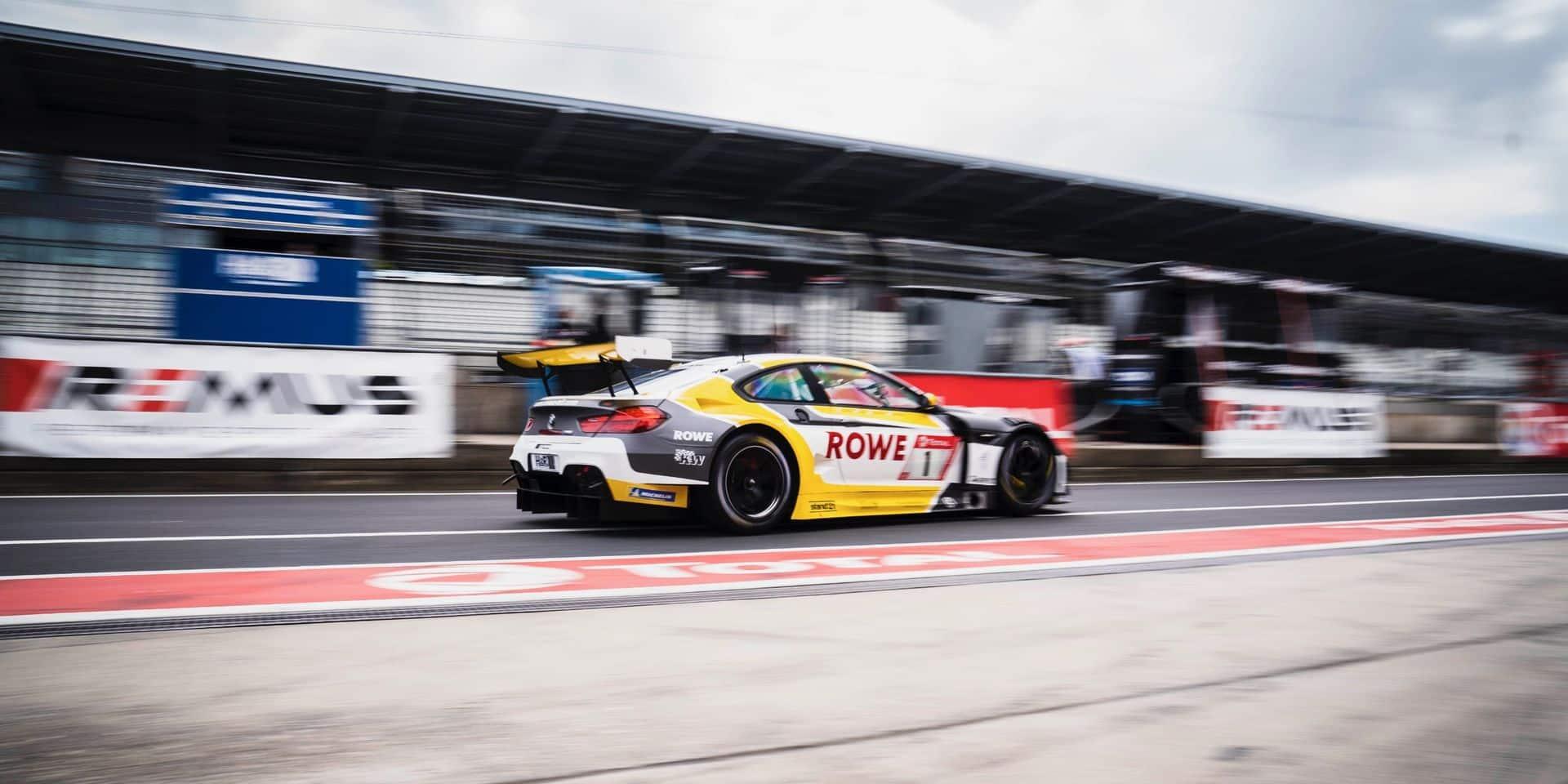 24H Nürburgring: pole pour BMW et Nick Yelloly, la Mercedes de Soulet partira 7e