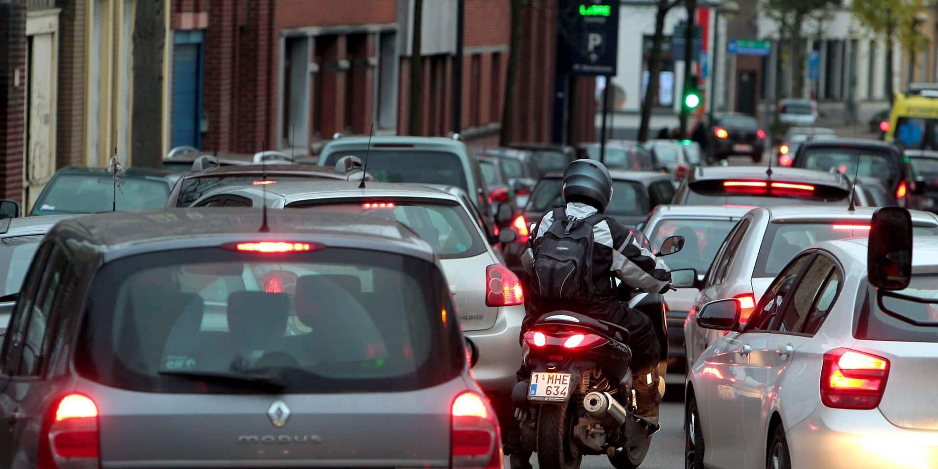 Pour Hervé Jacquemin de Mons en Mieux, il faut un plan de mobilité. Et vite!