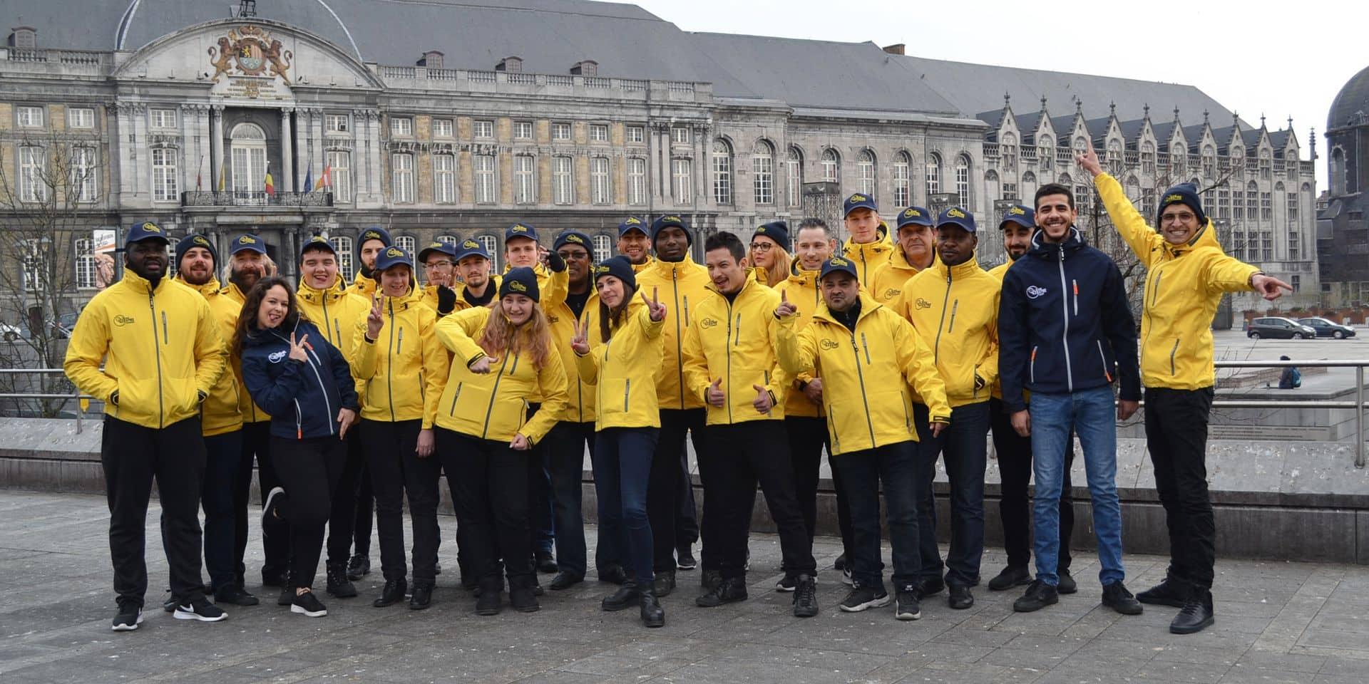 Liège : les stewards ont vingt ans !