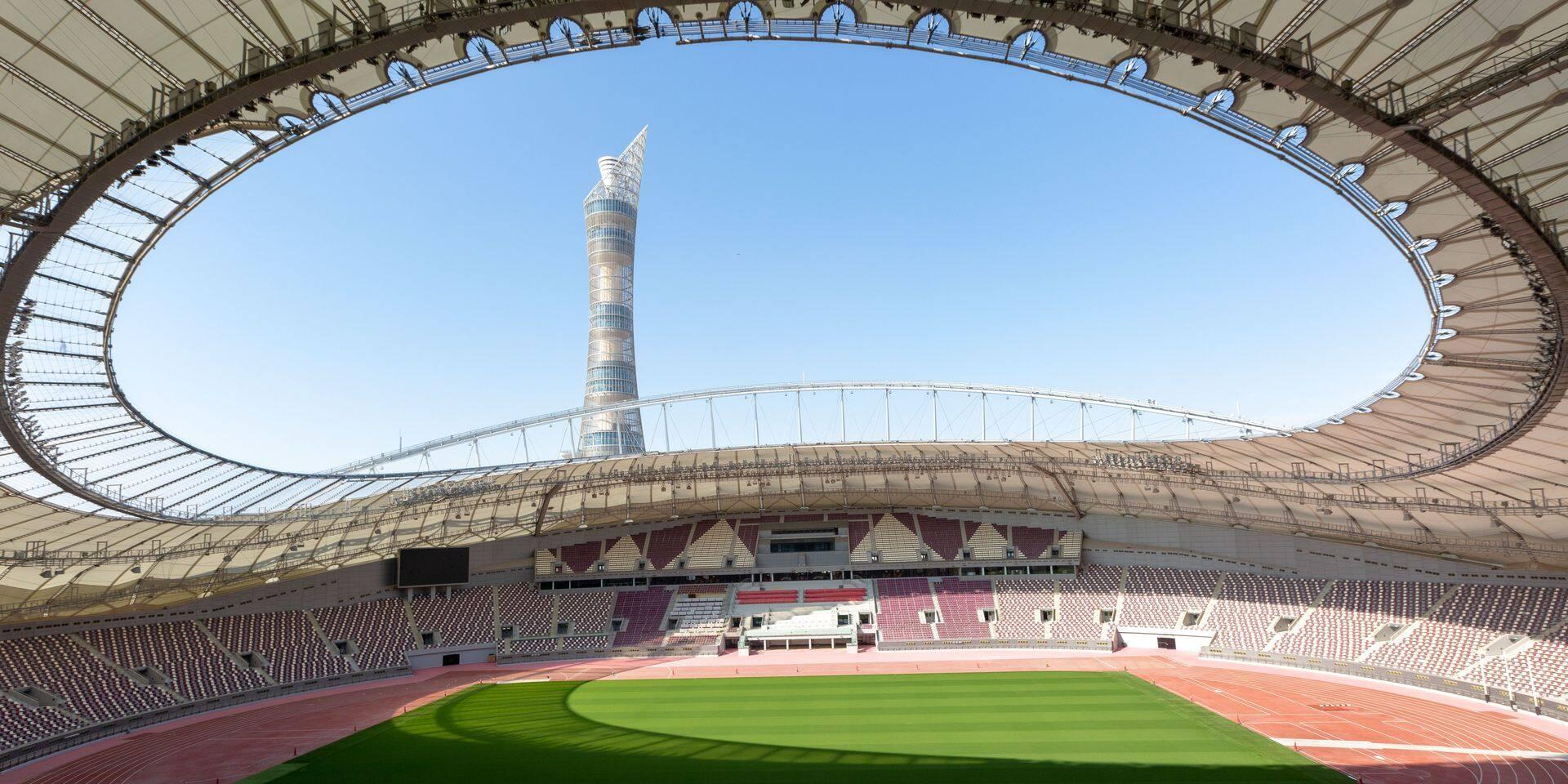 Qatar hosts the 2022 FIFA World Cup