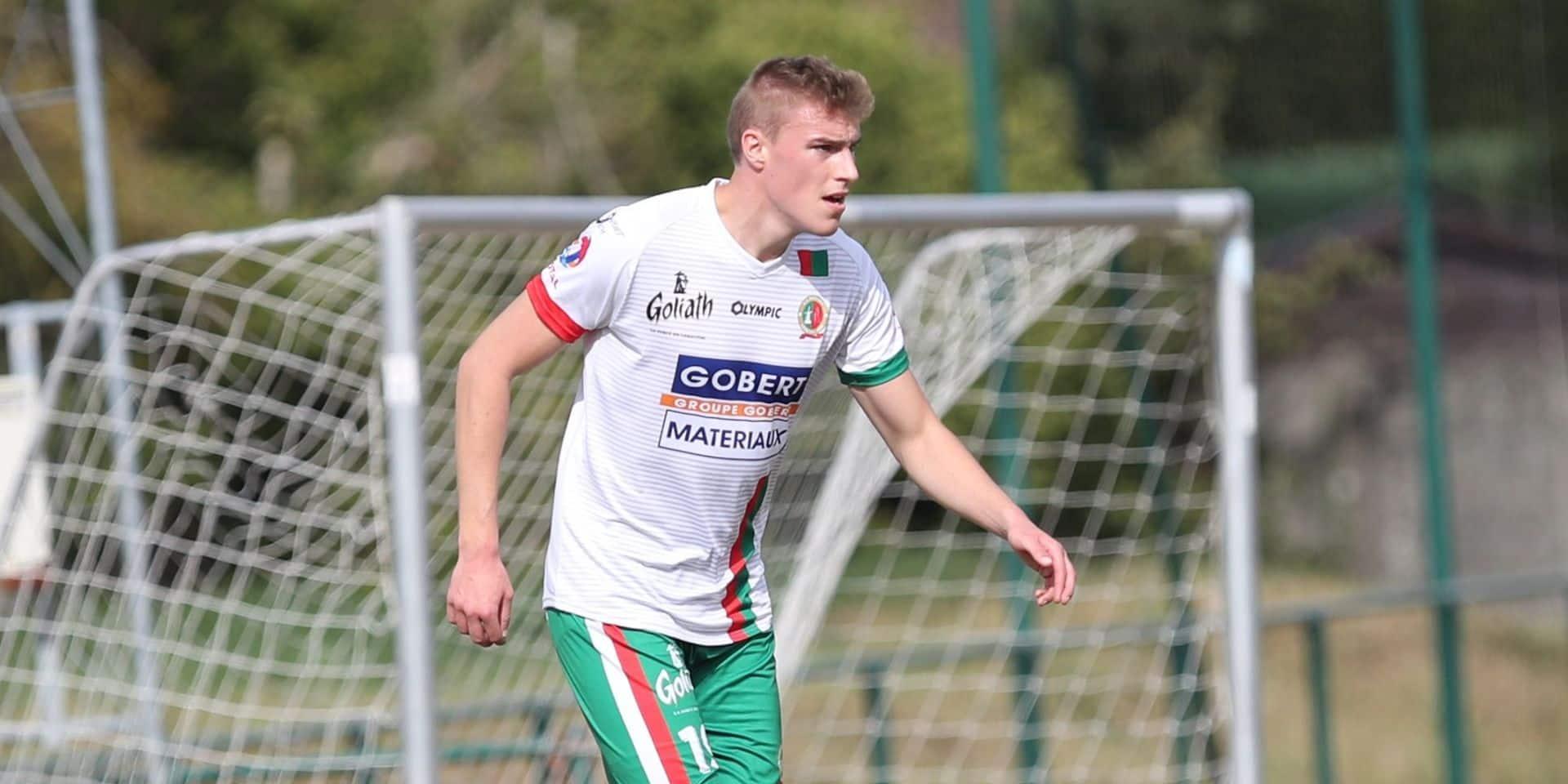 Quentin Pieraert quitte le Pays Vert pour rejoindre Tournai !