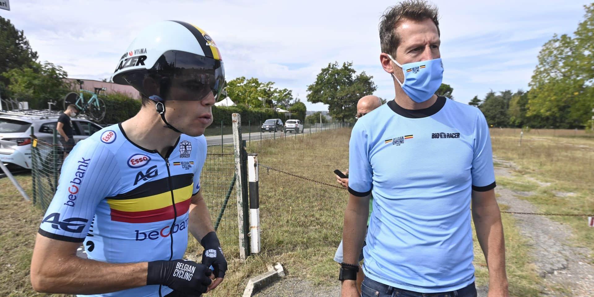 "Verbrugghe signe chez Israël-Start Up Nation: ""Je veux aider Froome à revenir au top !"""