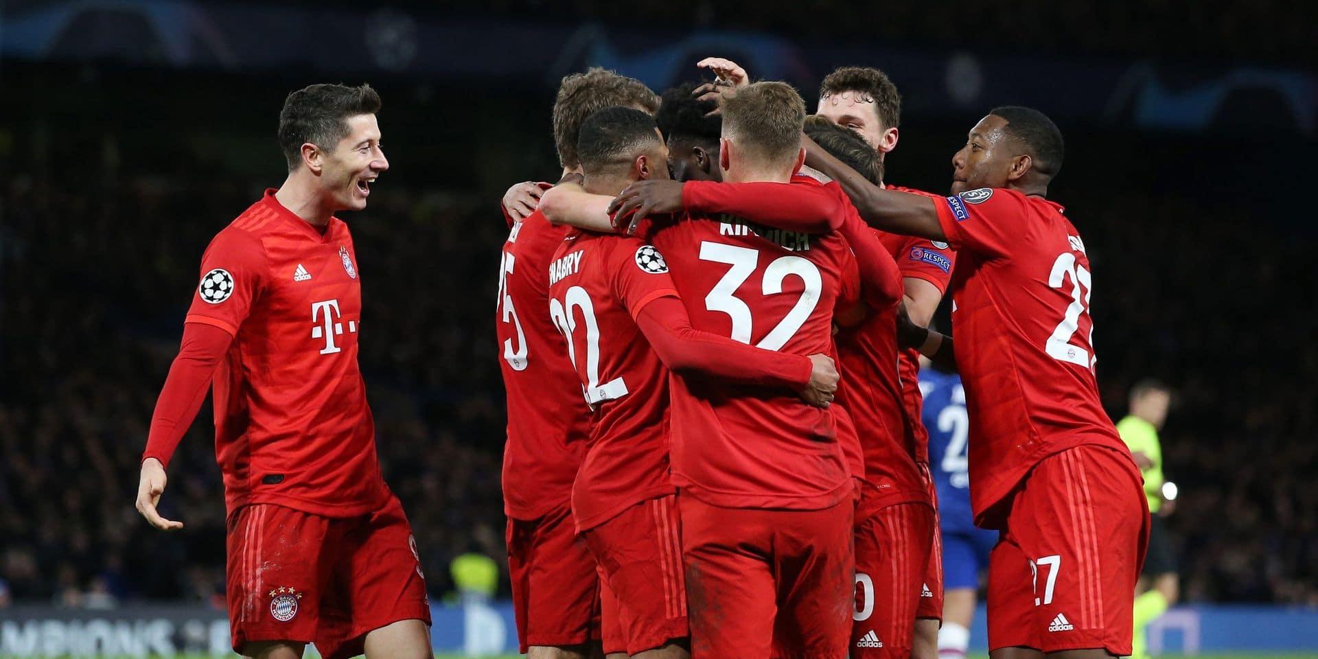 Les joueurs du Bayern Munich et d'autres clubs acceptent une baisse de salaire