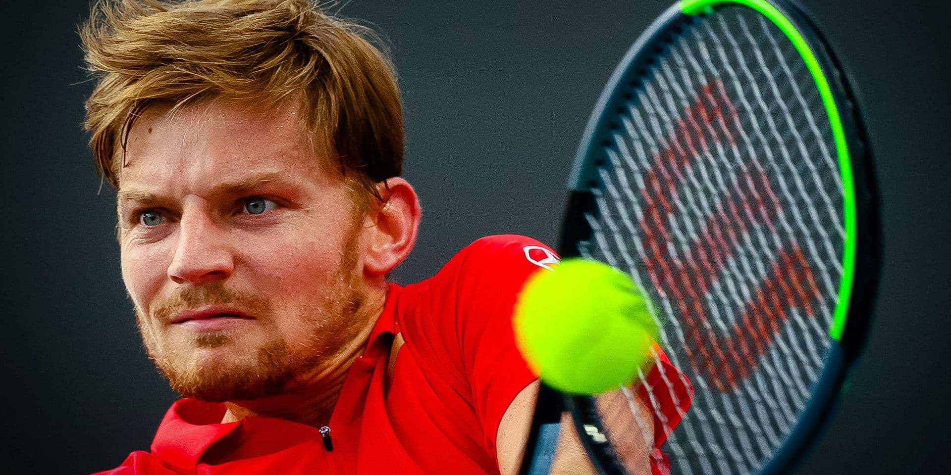 Ultimate Tennis Showdown: Goffin battu 4-0 face à Tsitsipas