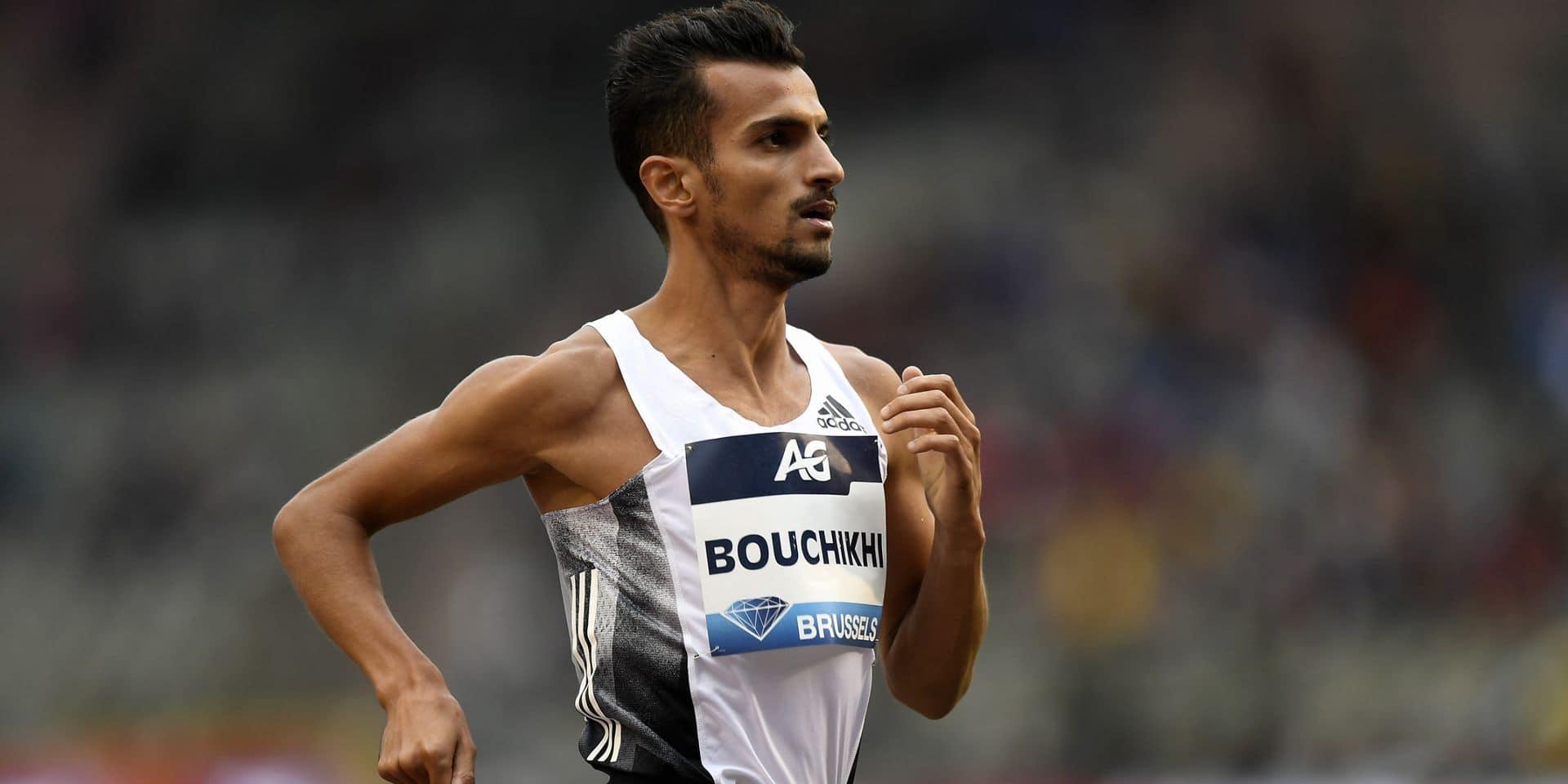 """Bouchikhi courra en pensant aux Jeux sur 10.000m: """"Je me situerai réellement par rapport aux autres Européens"""""""