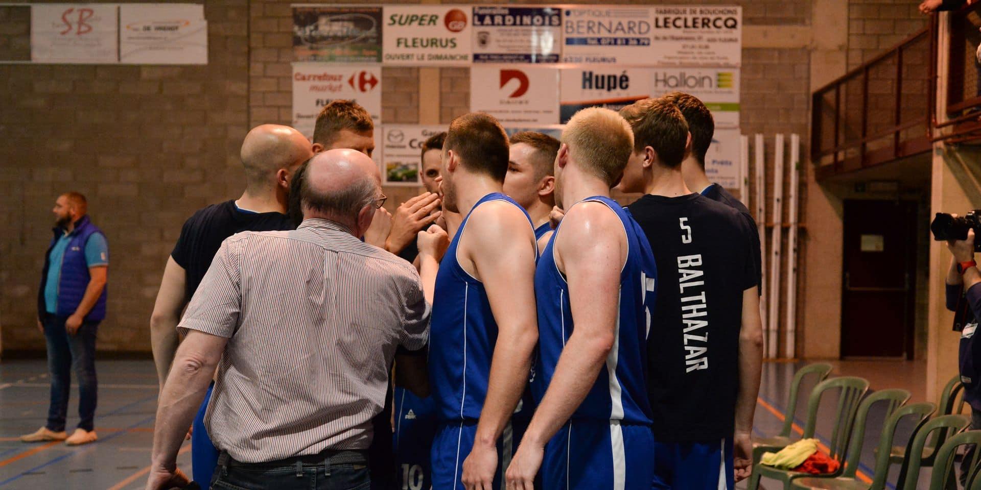 Basket-ball > Playoffs Finale retour R2A: l'orgueil cinacien a parlé au Vieux Campinaire (53-66)