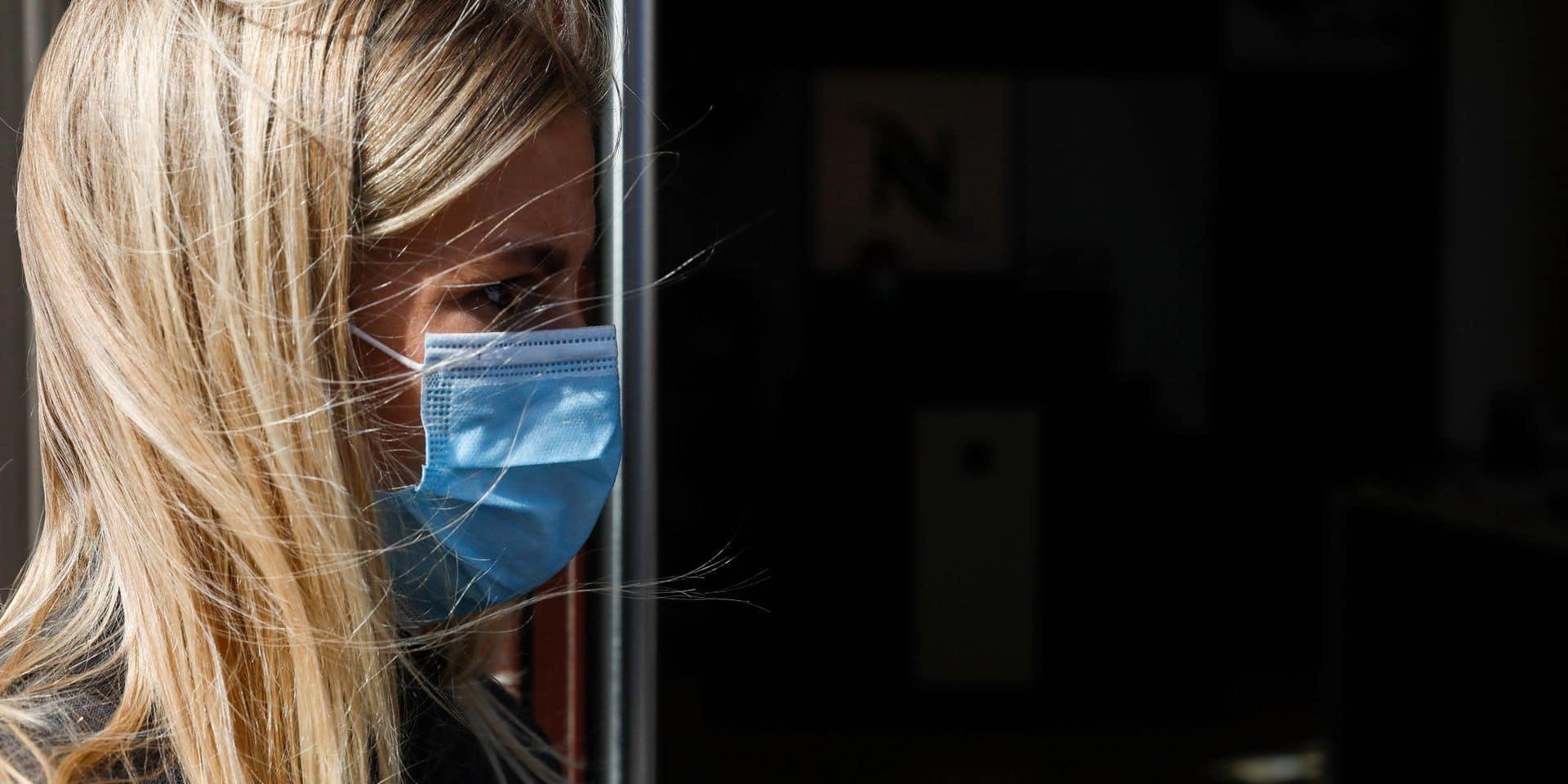 Mesure disproportionnée ou trop tardive? Les experts divisés au sujet de l'obligation du port du masque à Bruxelles