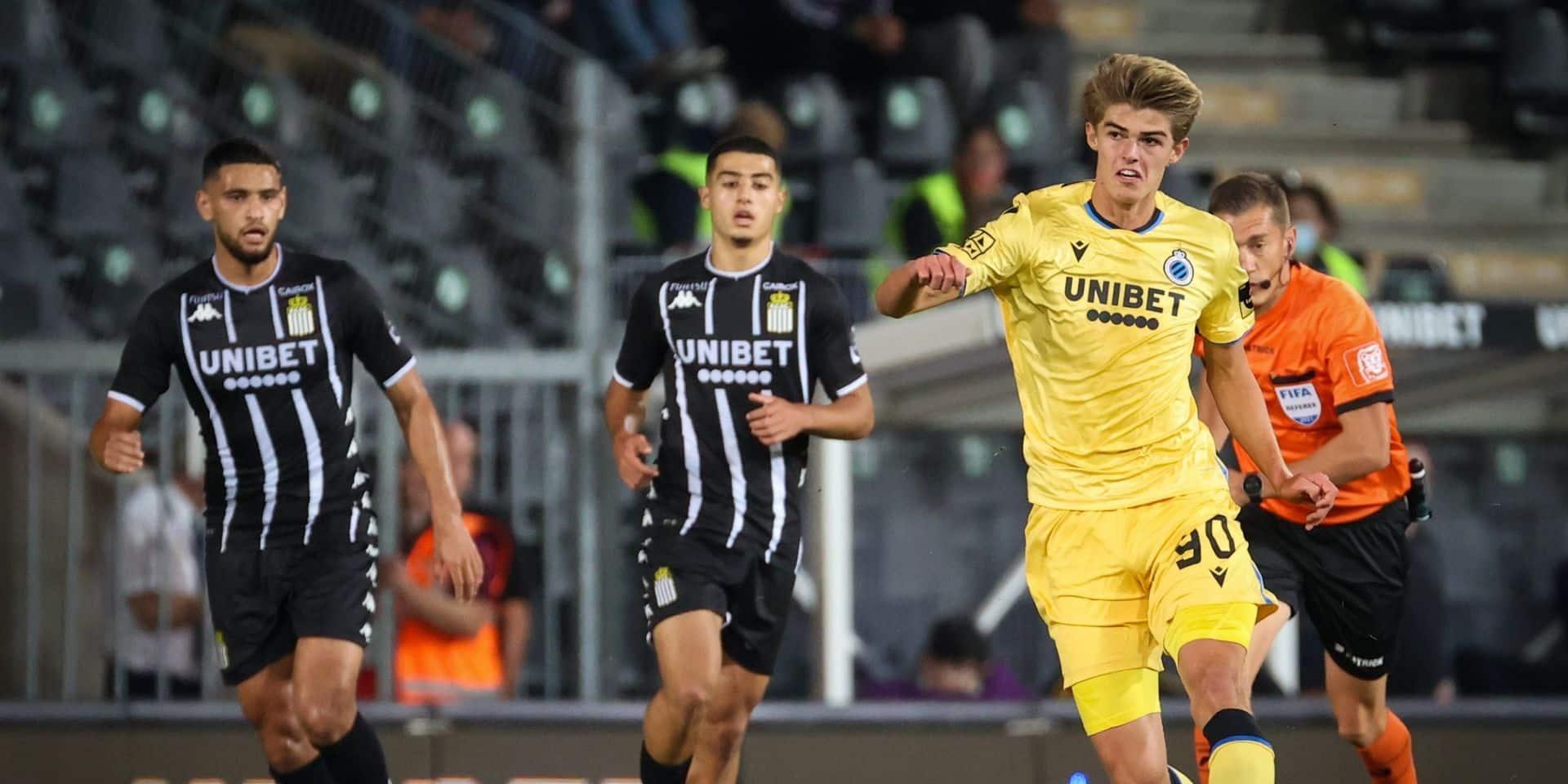 De Ketelaere offre la victoire à Bruges dans les arrêts de jeu face à Charleroi (0-1)