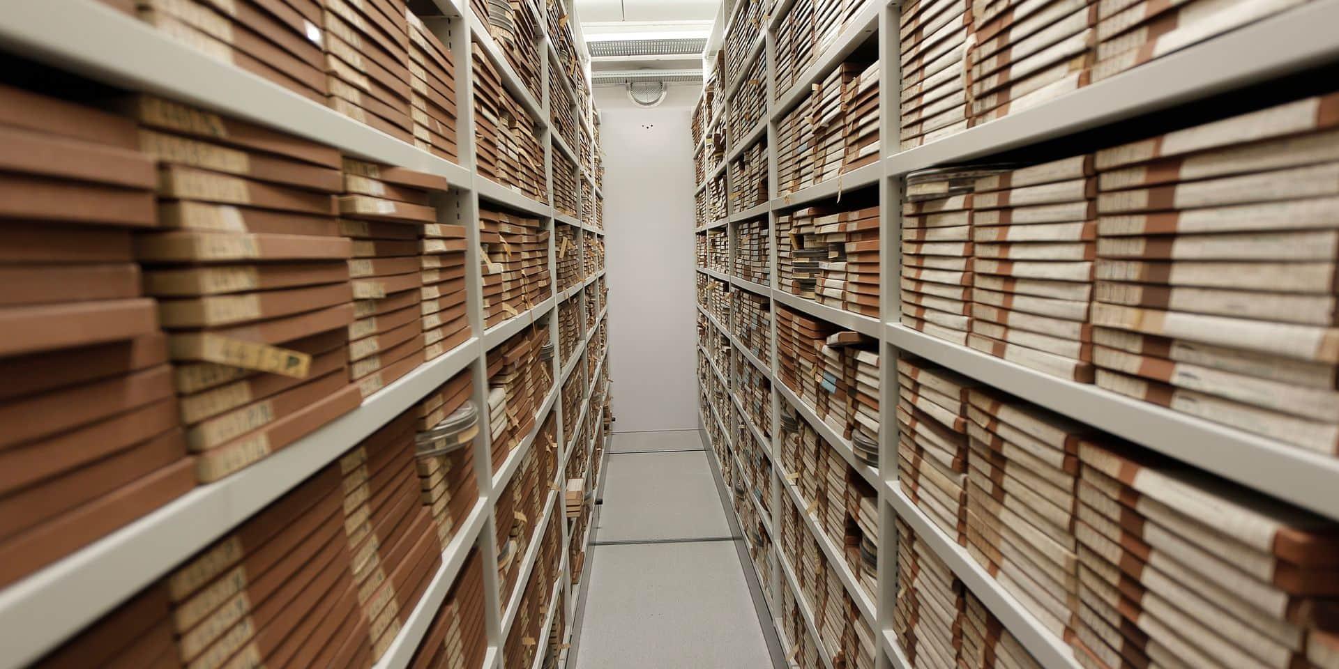 Les archives de Charleroi et de son CPAS bientôt centralisées