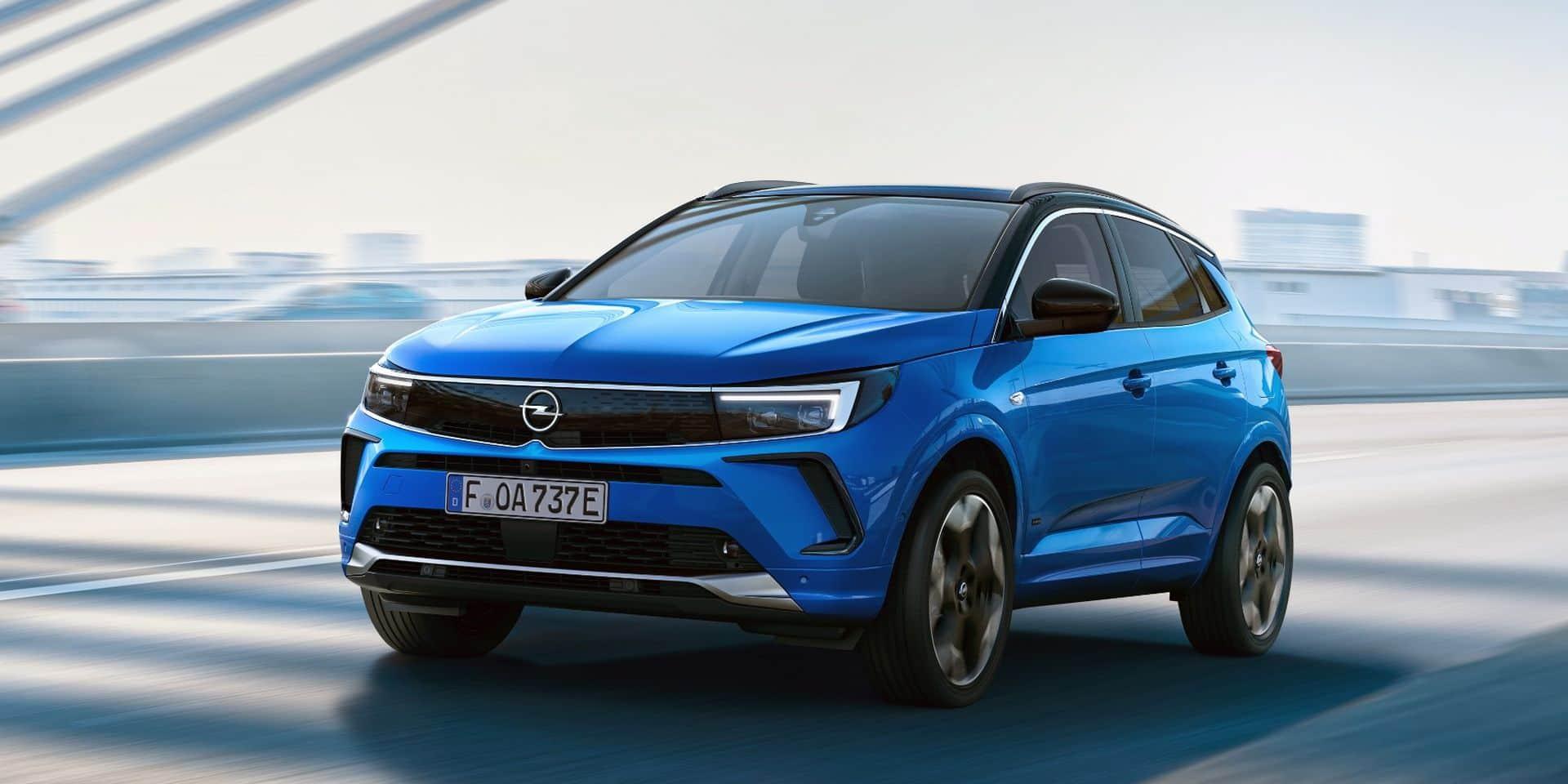 L'Opel Grandland s'affirme enfin