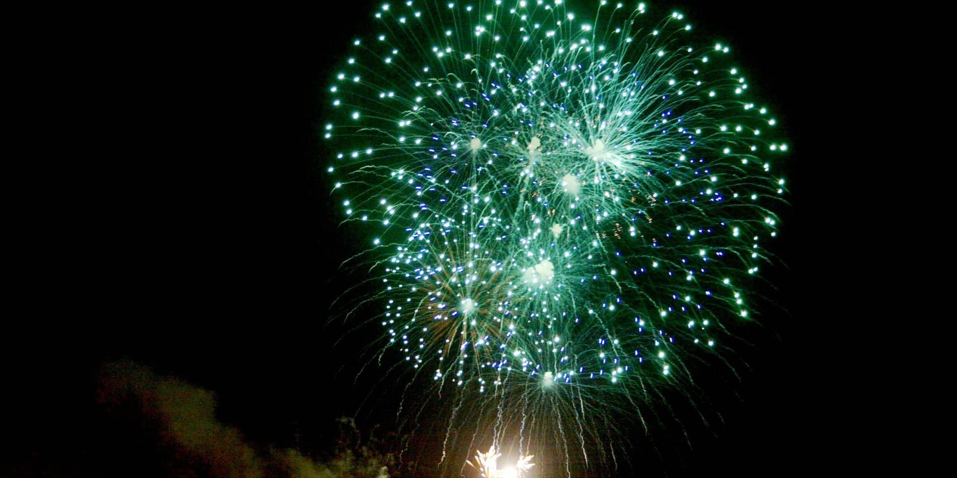 Comines : Le feu d'artifice du 21 juillet sera moins bruyant
