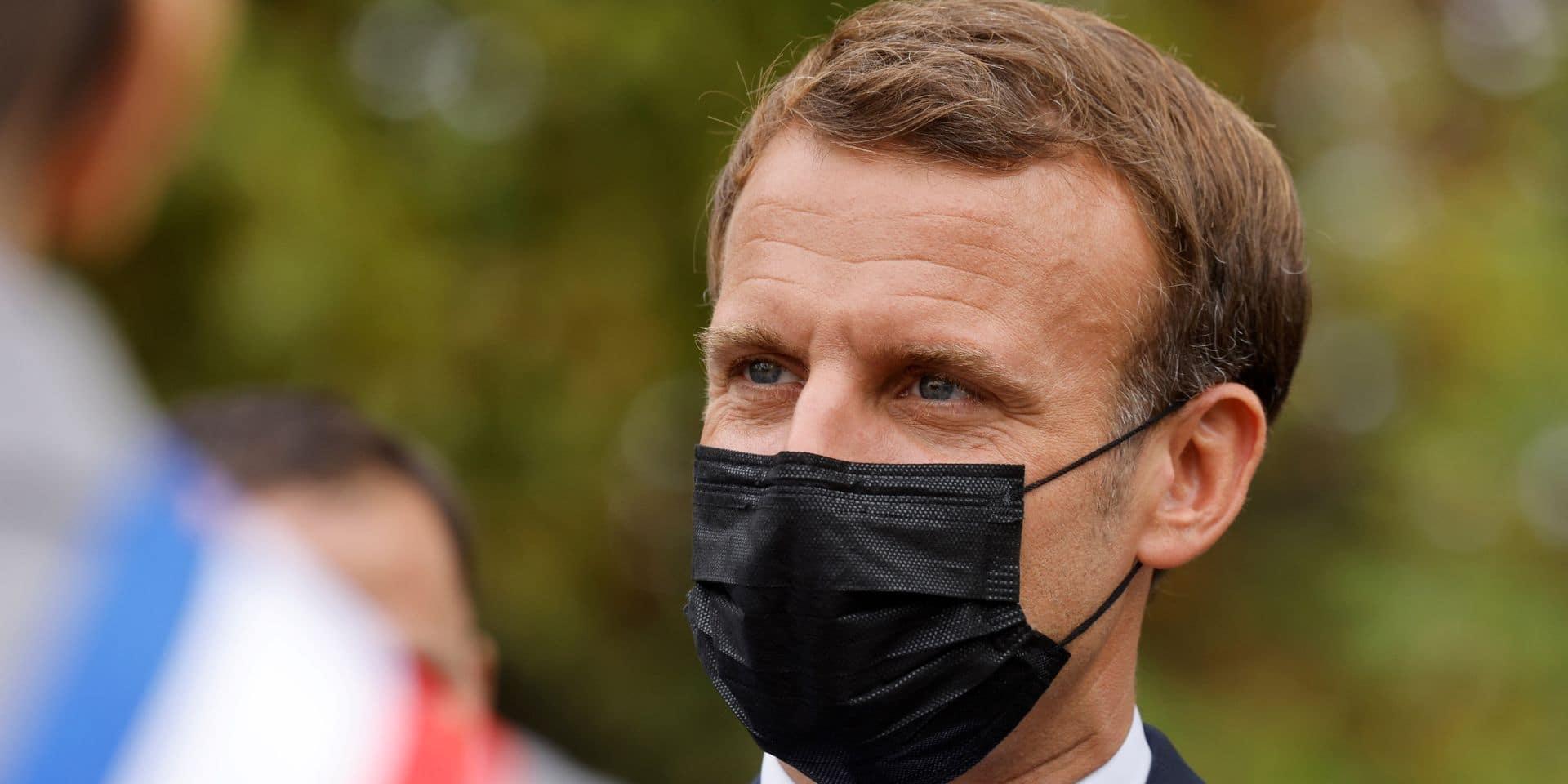 """Un Escape Game en France propose de tuer Emmanuel Macron : """"C'est de l'ironie"""", se défend la gérante"""