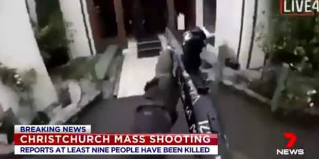 Video Of Christchurch Shooting Facebook: L'auteur Du Massacre De Christchurch A Filmé Et Diffusé L