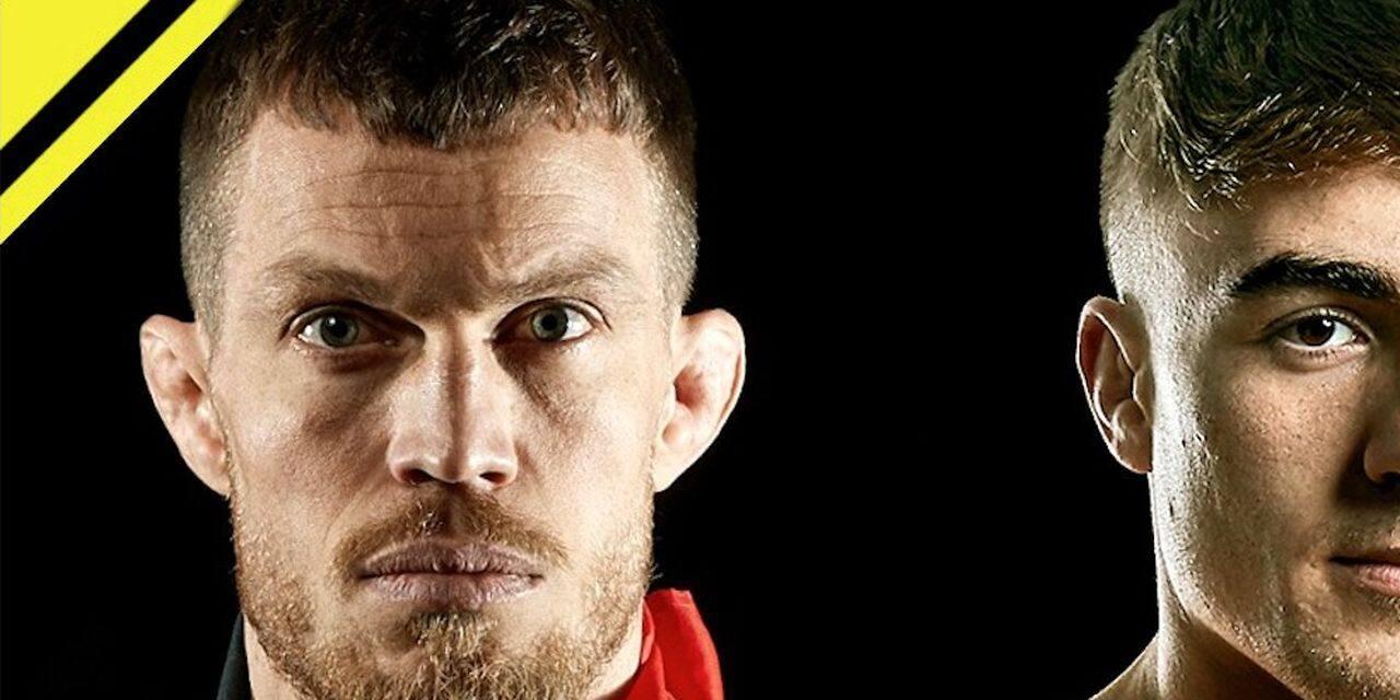MMA: Dernière étape avant la ceinture pour le Bruxellois Brian Bouland