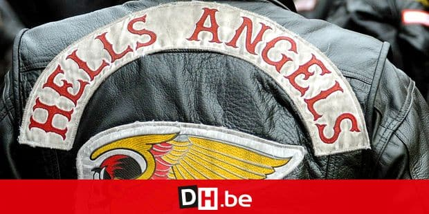 FILE - A file photo dated 22 October 2009 shows a the symbol of the rocker club Hells Angels, a skull with wings, in Kaiserslautern, Germany. On 26 June 2012 the murder trial against a suspected Hells Angels member will be continued in the regional court Kaiserslautern. Photo: Ronald Wittek Reporters / DPA