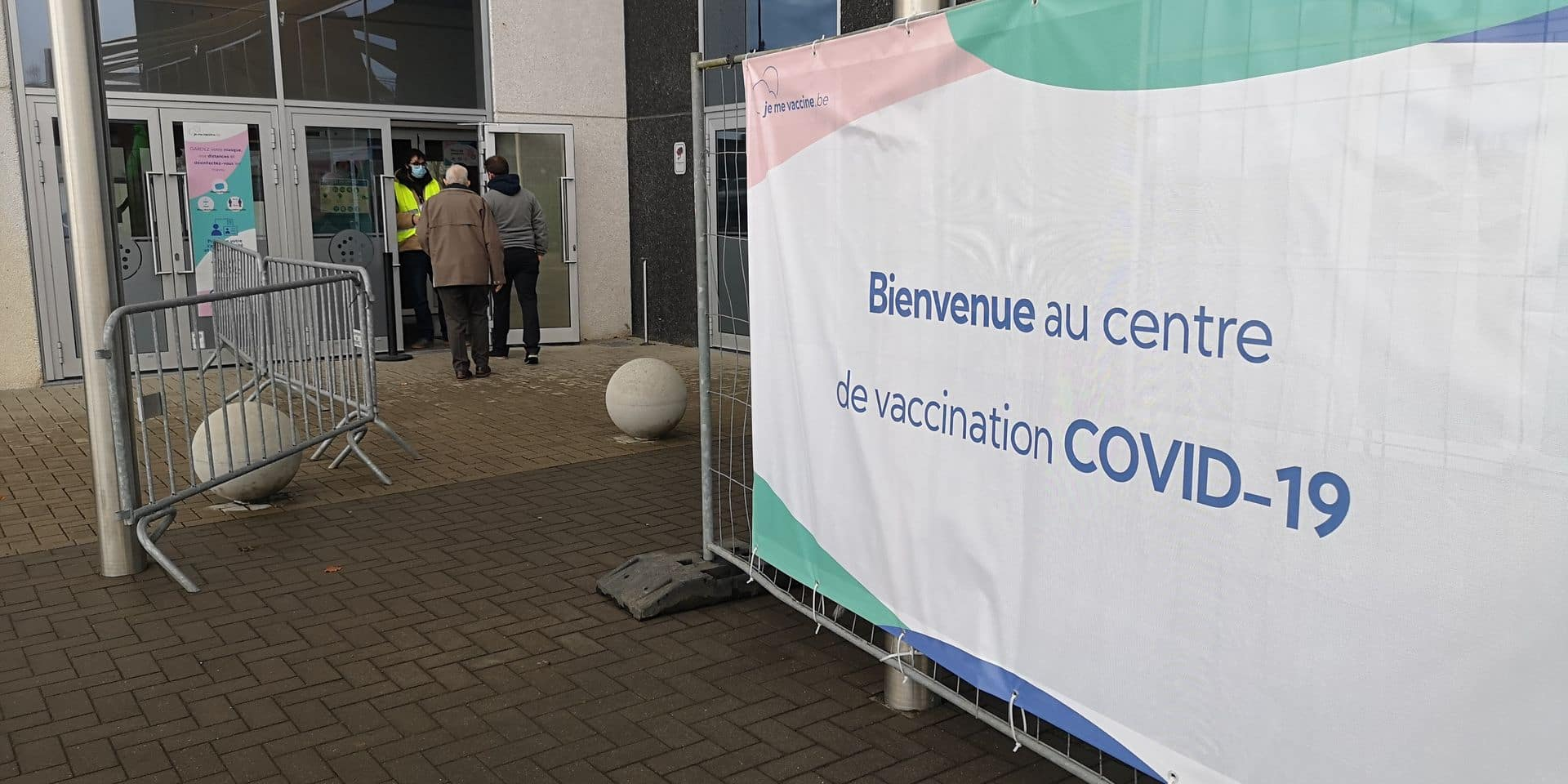 Journée portes ouvertes ce vendredi au centre de vaccination de Perwez