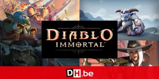Un MMO Action-RPG mobile annoncé — Diablo Immortal