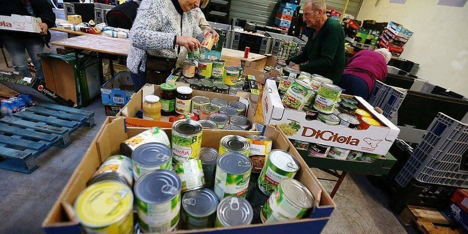 Silly: les aides alimentaires en forte hausse!
