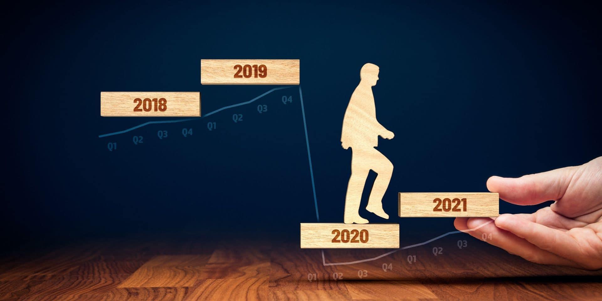L'activité économique en Belgique a augmenté de 1 % durant le premier trimestre 2021
