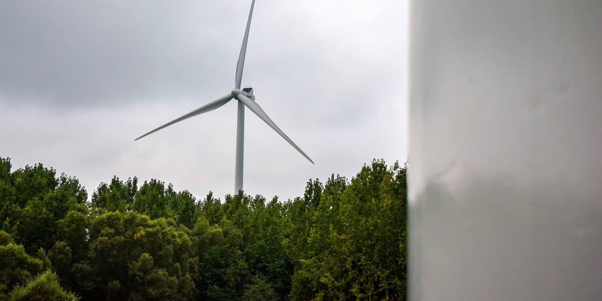 Refus définitif pour trois éoliennes dans le zoning de Feluy