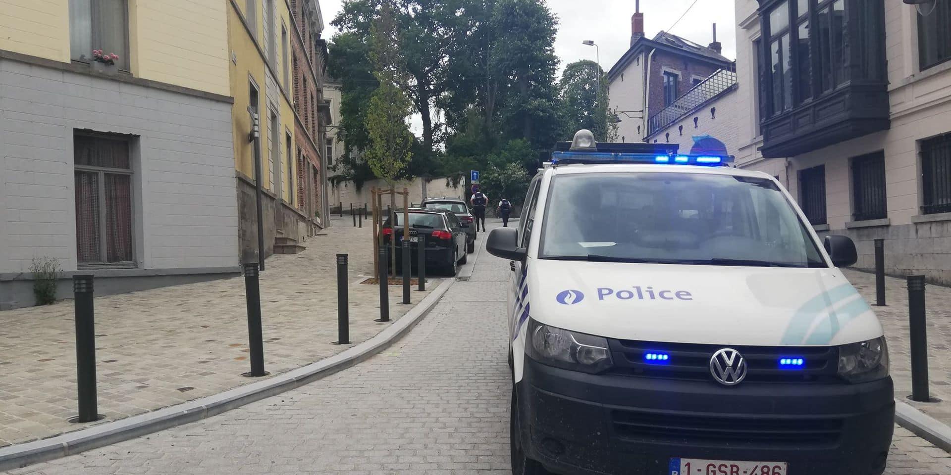 Grosse fuite de gaz dans le centre-ville de Mons, une partie du piétonnier évacuée