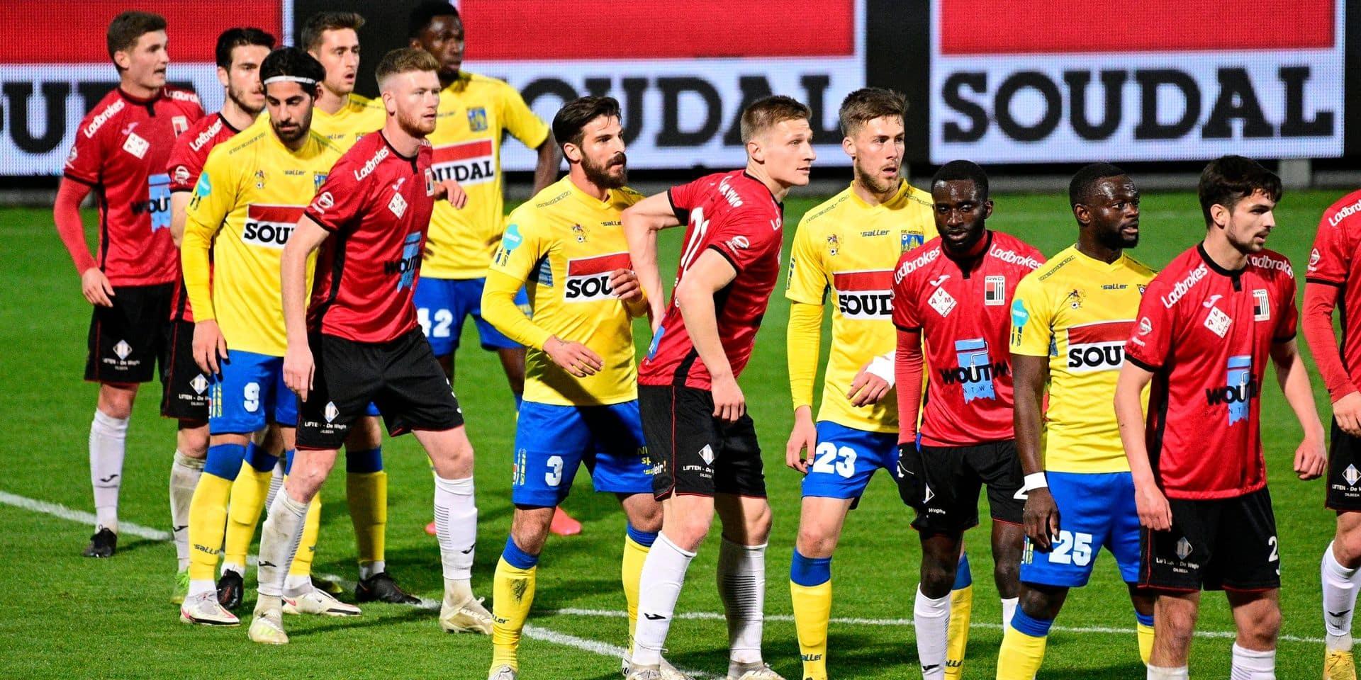 Le RWDM partage à Westerlo et signe un 7e match consécutif sans victoire