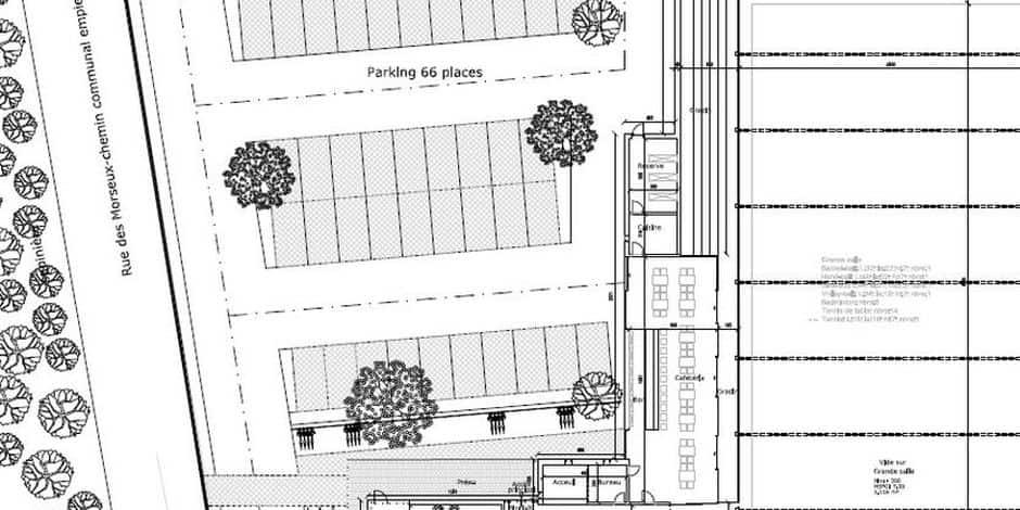 Projet de hall sportif à Gouvy : la consultation populaire se déroulera probablement fin mars