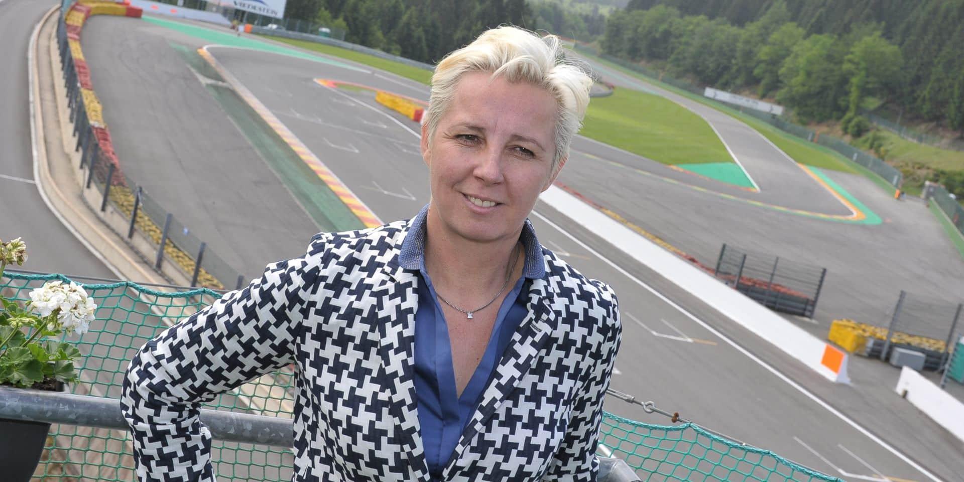 """La directrice du circuit de Francorchamps réagit : """"Des ajustements concernant le respect des limites de la piste vont être apportés avant le départ des 24h"""""""