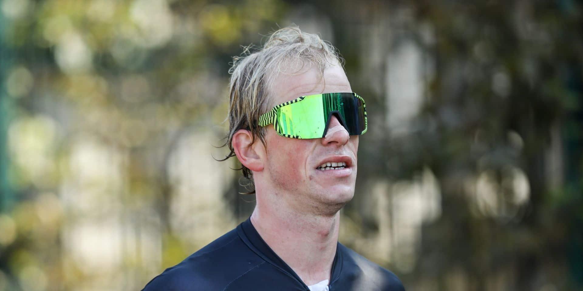 Triathlon : Pieter Heemeryck, deuxième à Ratingen !