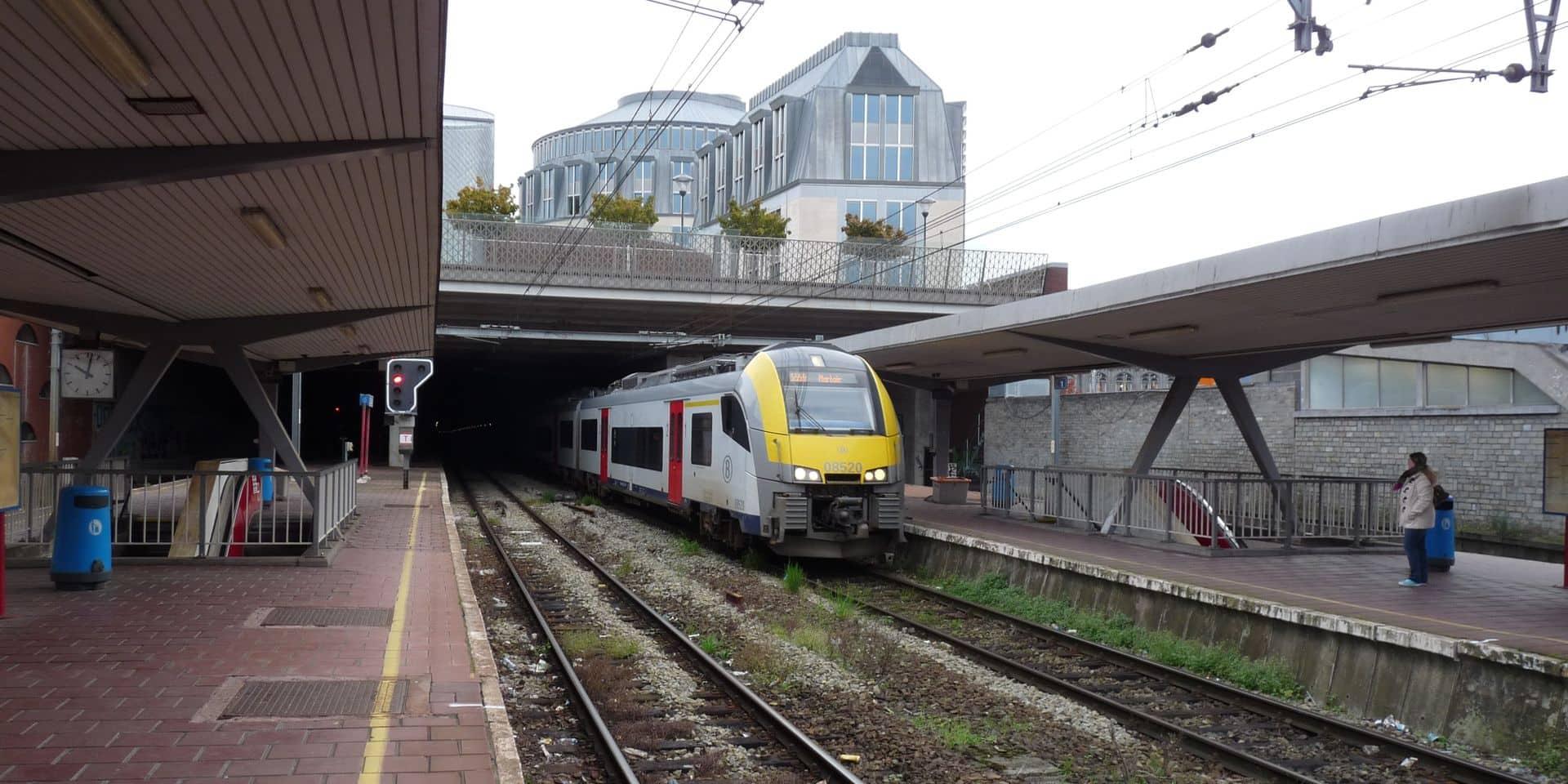 Liège-Carré et St-Lambert fermées