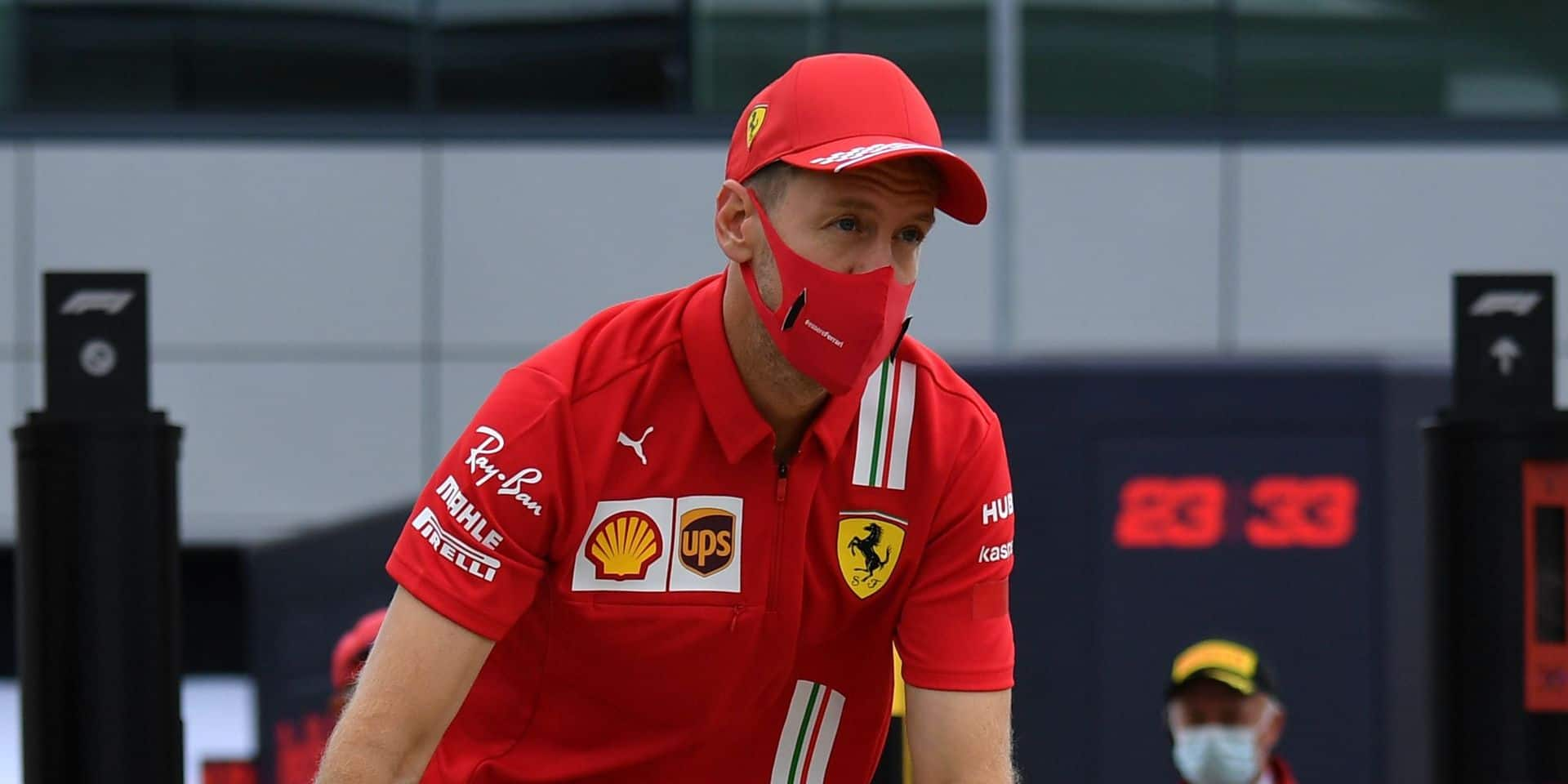 Le changement d'écurie de Vettel se précise pour 2021, des négociations sont en cours