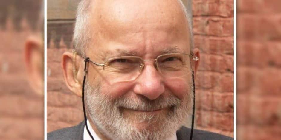 Les Amis de Tournai ont perdu leur vice-président: Bernard Valle nous a quittés