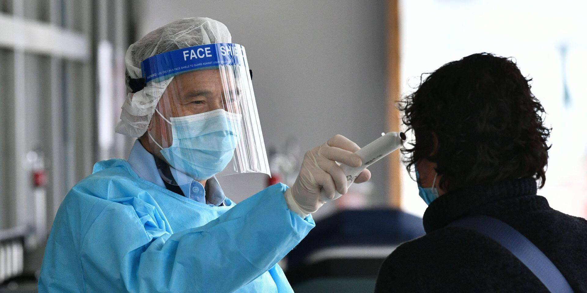"""""""La course contre-la-montre"""" du vaccin contre le coronavirus: """"Il faudra au moins un an"""""""