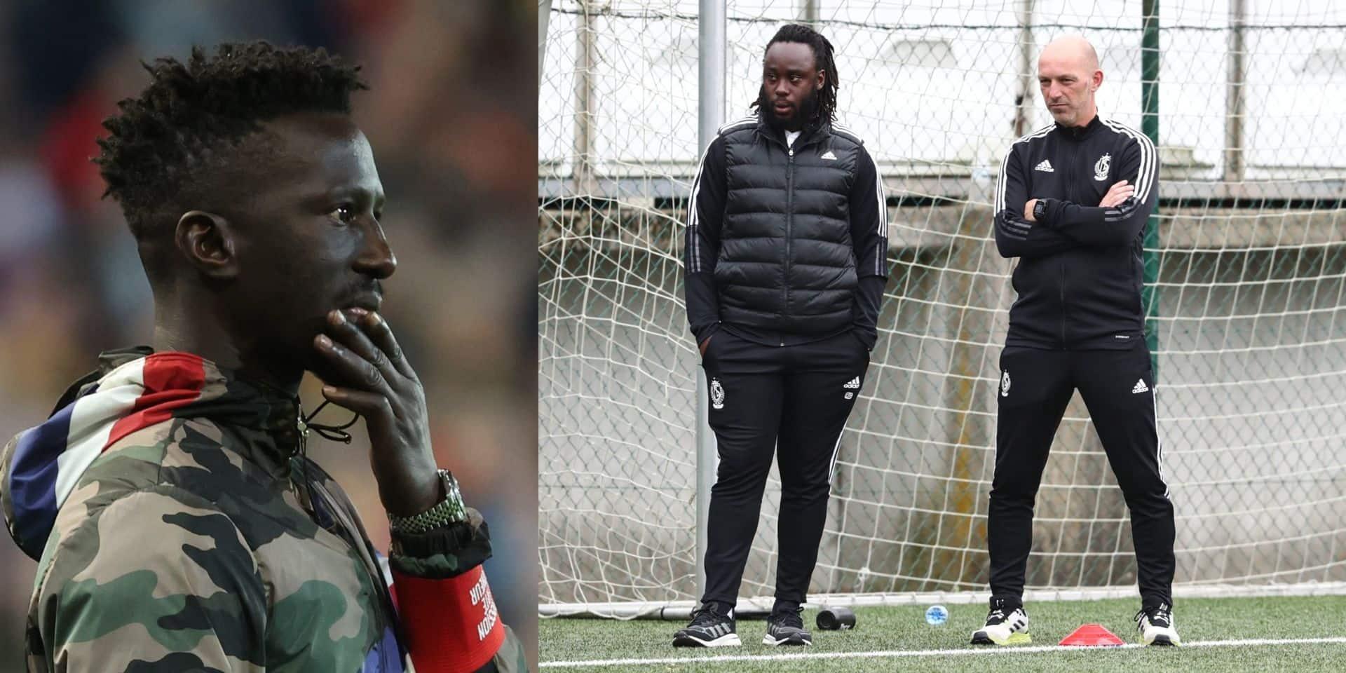 Officiel: Mbaye Leye n'est plus l'entraîneur du Standard, Valenne, Caprasse et Goreux assurent l'intérim