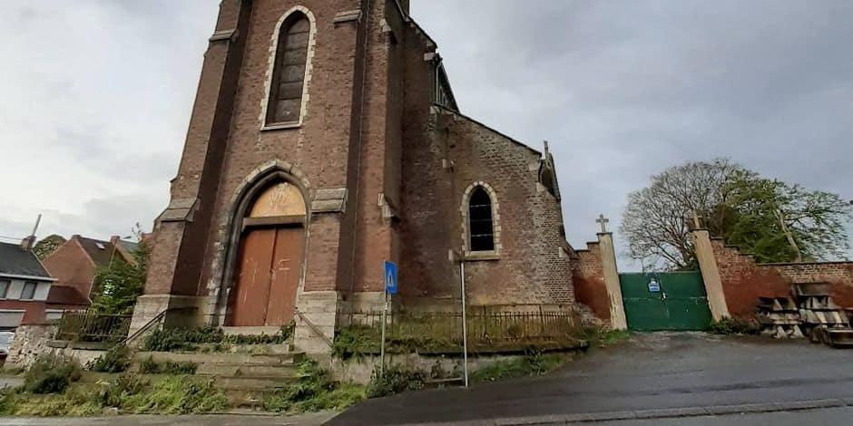 La revente imminente de l'église de Petit-Wasmes provoque de vives réactions