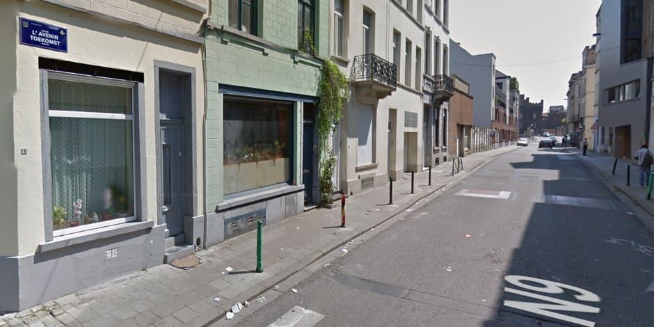 Molenbeek : La rue de l'Avenir devient une rue résidentielle à sens unique