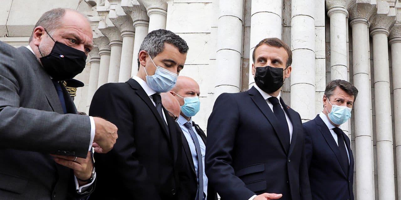 Attaque au couteau en France: 7.000 forces de l'ordre mobilisées, dont des réservistes