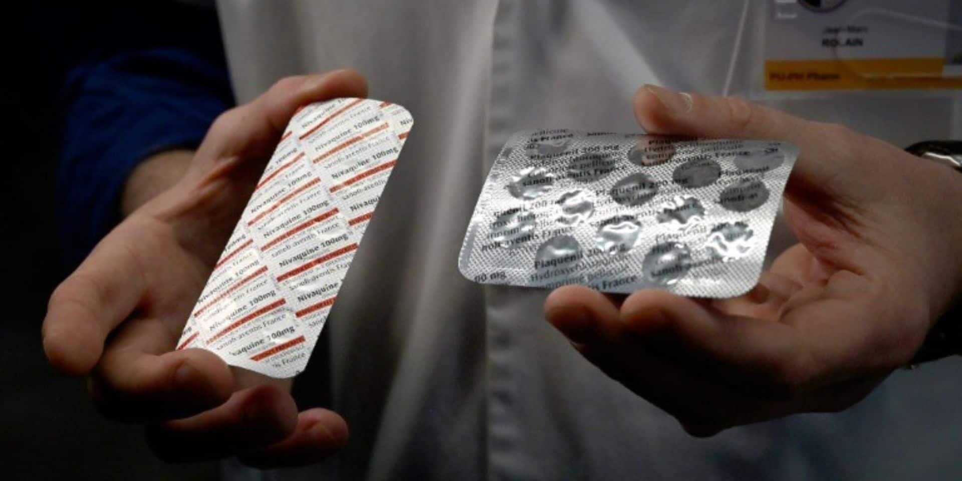 Des chercheurs mettent en garde: la chloroquine augmenterait le taux de mortalité chez les personnes atteintes du Covid 19