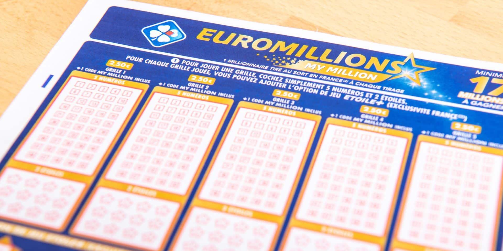 178 millions d'euros en jeu à l'Euromillions: voici les chiffres à tenter pour maximiser vos chances