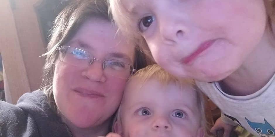 Constance, maman de deux enfants ne s'en sort plus à cause de l'augmentation du prix des énergies