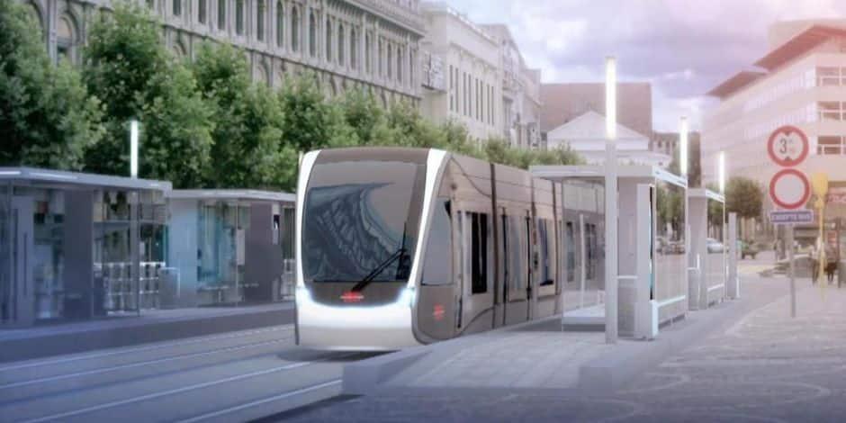 Tram : de nouveaux sondages