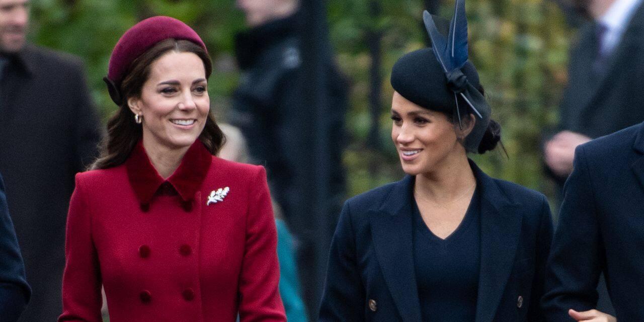 Le beau geste de Kate Middleton à Meghan Markle pour se faire pardonner